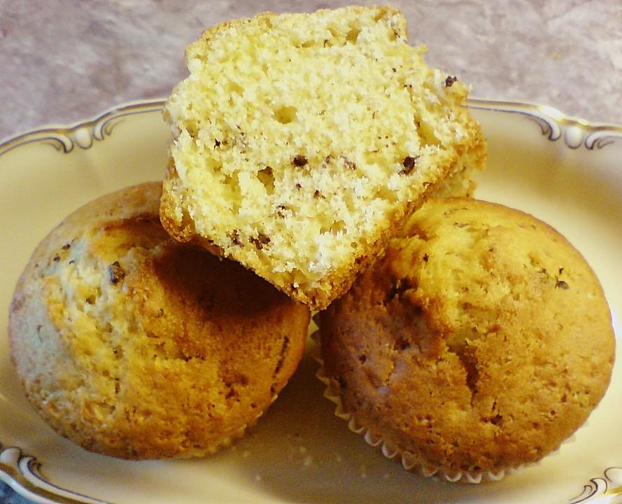 bananen orangen muffins rezept mit bild von jd100312. Black Bedroom Furniture Sets. Home Design Ideas