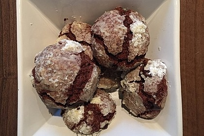 Schokolade - Minze - Kekse 34