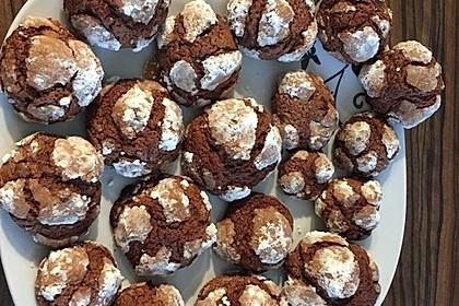 Schokolade - Minze - Kekse 26