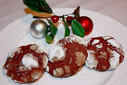 Schokolade - Minze - Kekse 5