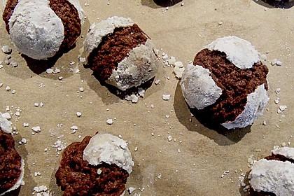 Schokolade - Minze - Kekse 22