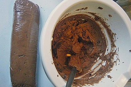 Schokolade - Minze - Kekse 45