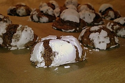 Schokolade - Minze - Kekse 21