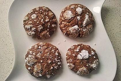 Schokolade - Minze - Kekse 23