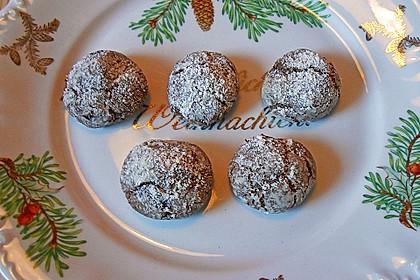 Schokolade - Minze - Kekse 9