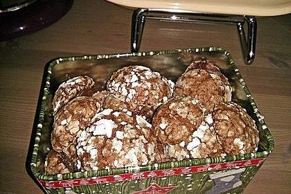 Schokolade - Minze - Kekse 19