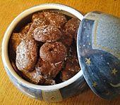Schokolade - Minze - Kekse