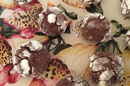 Schokolade - Minze - Kekse 14