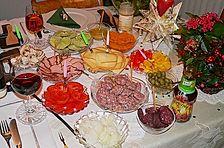 Raclette Variationen von Wiemy