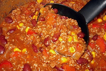Texas Chili con Carne
