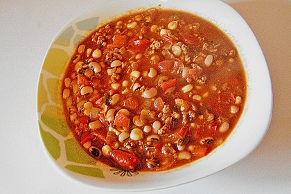 Texas Chili con Carne 14