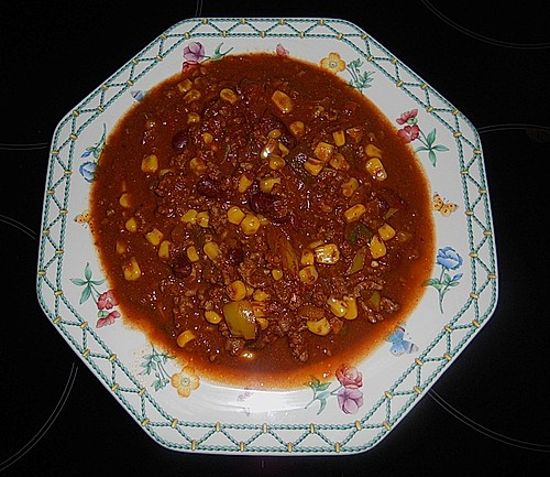 Texas Chili con Carne 4