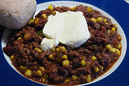 Texas Chili con Carne 11