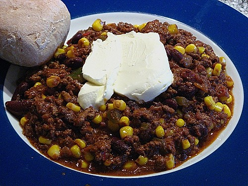Texas Chili con Carne 5