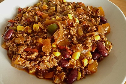 Texas Chili con Carne 1