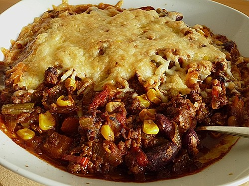 Texas Chili con Carne 8