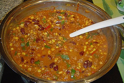 Texas Chili con Carne 12