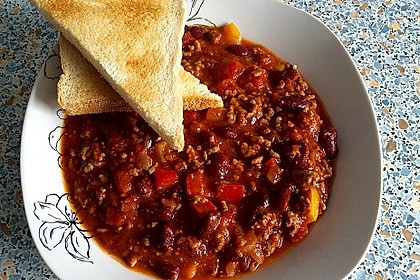 Texas Chili con Carne 0