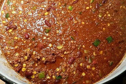 Texas Chili con Carne 7
