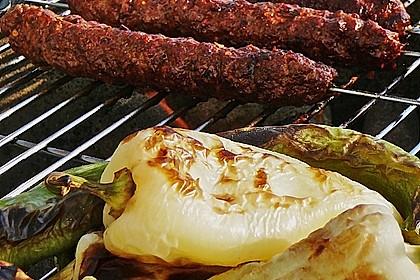 Adana Kebap / Hackfleischspieße 1