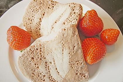 Leichtes Vanille - Joghurt - Eis 1