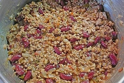 Mexicanischer Schichtsalat 7