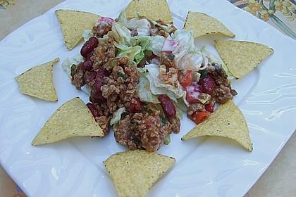 Mexicanischer Schichtsalat 3