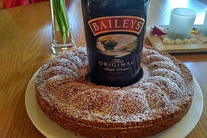 Baileys - Schoko - Krokant - Kuchen 16