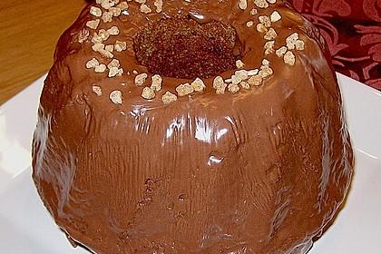 Baileys - Schoko - Krokant - Kuchen 13