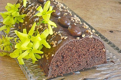 Baileys - Schoko - Krokant - Kuchen