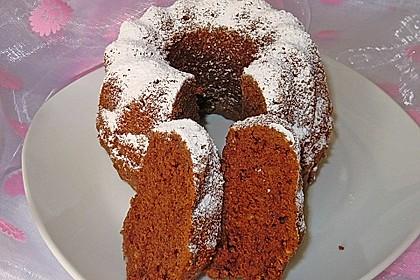 Baileys - Schoko - Krokant - Kuchen 8