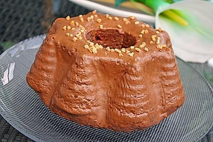 Baileys - Schoko - Krokant - Kuchen 24
