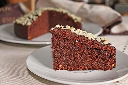 Baileys - Schoko - Krokant - Kuchen 1
