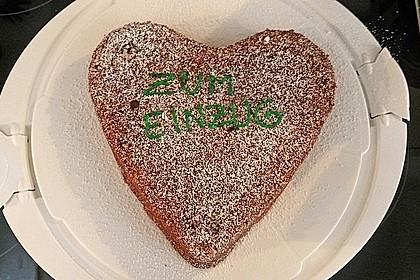 Baileys - Schoko - Krokant - Kuchen 60