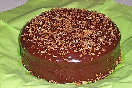 Baileys - Schoko - Krokant - Kuchen 5