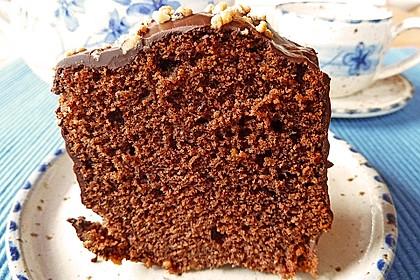 Baileys - Schoko - Krokant - Kuchen 14