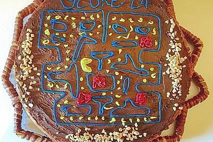 Baileys - Schoko - Krokant - Kuchen 17