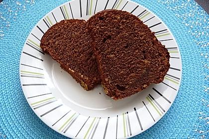 Baileys - Schoko - Krokant - Kuchen 11