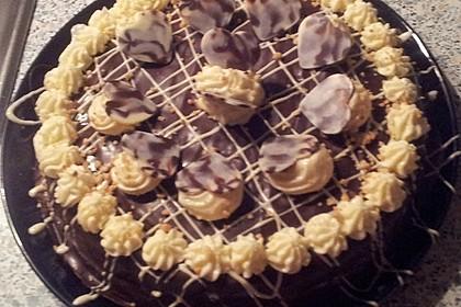Baileys - Schoko - Krokant - Kuchen 47
