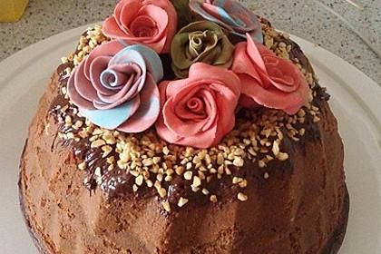 Baileys - Schoko - Krokant - Kuchen 3