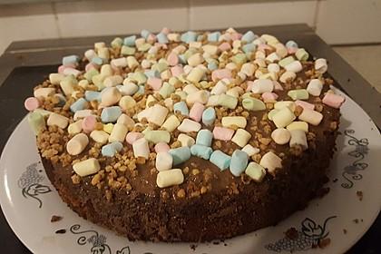 Baileys - Schoko - Krokant - Kuchen 30