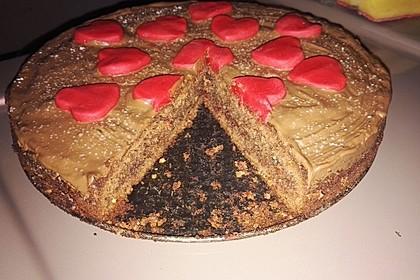 Baileys - Schoko - Krokant - Kuchen 48