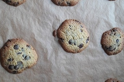 Chocolate Chips Cookies, soft 3