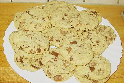 Chocolate Chips Cookies, soft 5