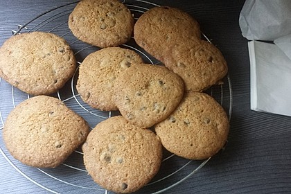 Chocolate Chips Cookies, soft 7