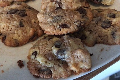 Chocolate Chips Cookies, soft 8