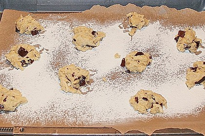 Chocolate Chips Cookies, soft 9