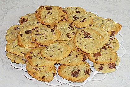 Chocolate Chips Cookies, soft 1