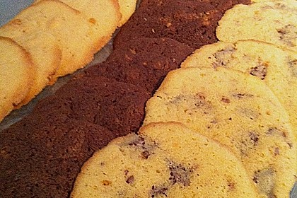 Chocolate Chips Cookies, soft