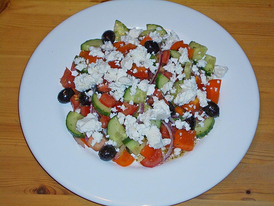 griechischer salat dressing rezepte suchen. Black Bedroom Furniture Sets. Home Design Ideas